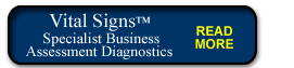 Vital Signs™ - Specialist Business Assessment Diagnostics